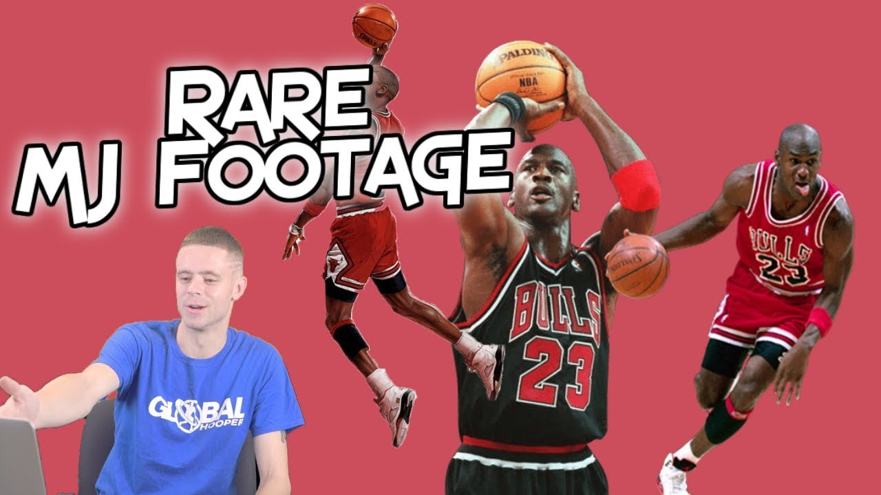Professor Reacts to Michael Jordan SUPER RARE 1988 Footage.. Between the Legs Dunk in '88!?