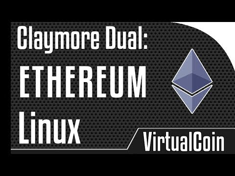 Ethereum -  Claymore's Dual Ethereum GPU Miner On Linux ( GeForce GTX )