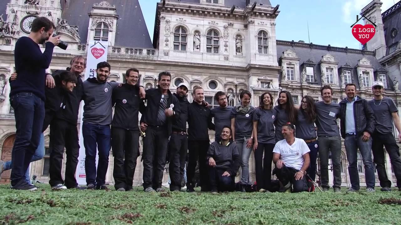 Yves lozachmeur directeur associ de pop up house notre for Popup house youtube
