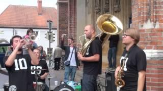 Gothenburg Gadjos - Kasabalski Cocek - 7. Stadtspektakel Landshut 2013