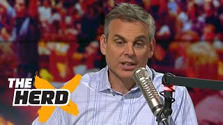 Blase 4: Colin's picks for NFL Wild Card Weekend | THE HERD
