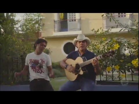 Exclusivo! Guilherme e Santiago lançam clipe de Casa Amarela