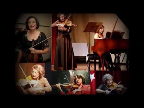 Suna Kan-  Mozart Violin Concerto No. 5 In A Maj-