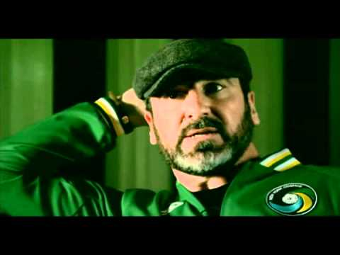 Eric Cantona Football Focus Interview