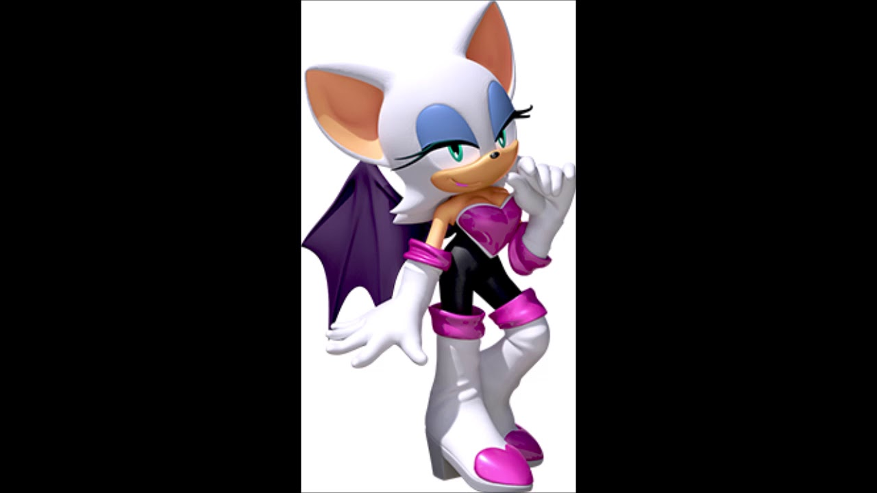 Video - Team Sonic Racing - Rouge The Bat Voice Clips