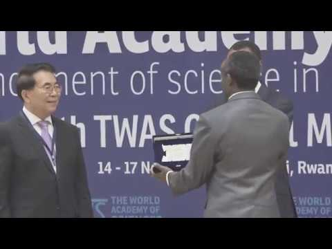 The World Science Academy, Kigali