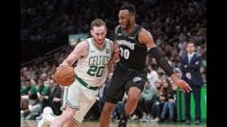 Boston Celtics vs Minnesota Timberwolves NBA Full Highlights (3rd January 2019)