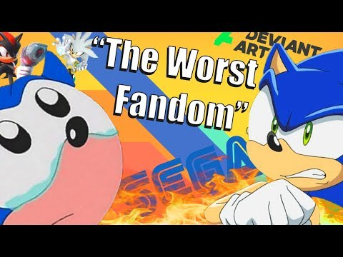 The Tragic History of Sonic's Fandom - The Fandom Files