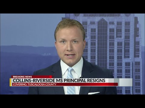 Collins-Riverside Middle School Principal Resigns