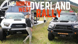 North West Overland Rally with CBI OFF ROAD FAB!