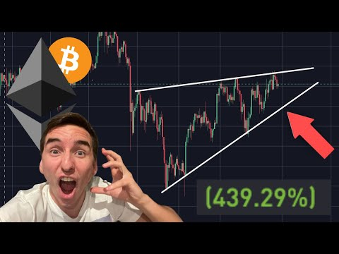 I'M MAKING MILLIONS ON ETHEREUM \u0026 BITCOIN RIGHT NOW!!!!!! [massive Bybit Trades]