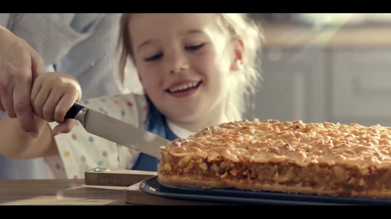 Mąka Basia - Kiedy pieczesz z sercem (spot)