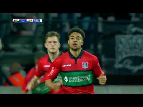 Samenvatting N.E.C. - FC Oss (09-04-2018)