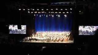Ennio Morricone - The Sicilian Clan & Love Circle (live)