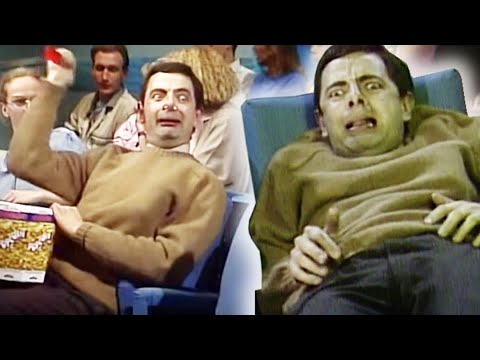 Bean At The MOVIES 🎥 | Mr Bean Full Episodes | Mr Bean Official