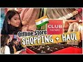 SHOPPING IN INDIA'S FIRST OFFLINE CLUB FACTORY STORE | Mini HAUL & Meetup! ThatQuirkyMiss