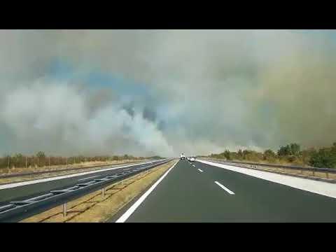 Požar Benkovac