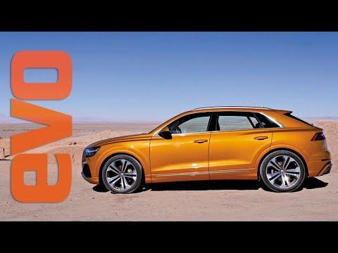 Audi Q8 | Review y prueba desde el desierto de Atacama