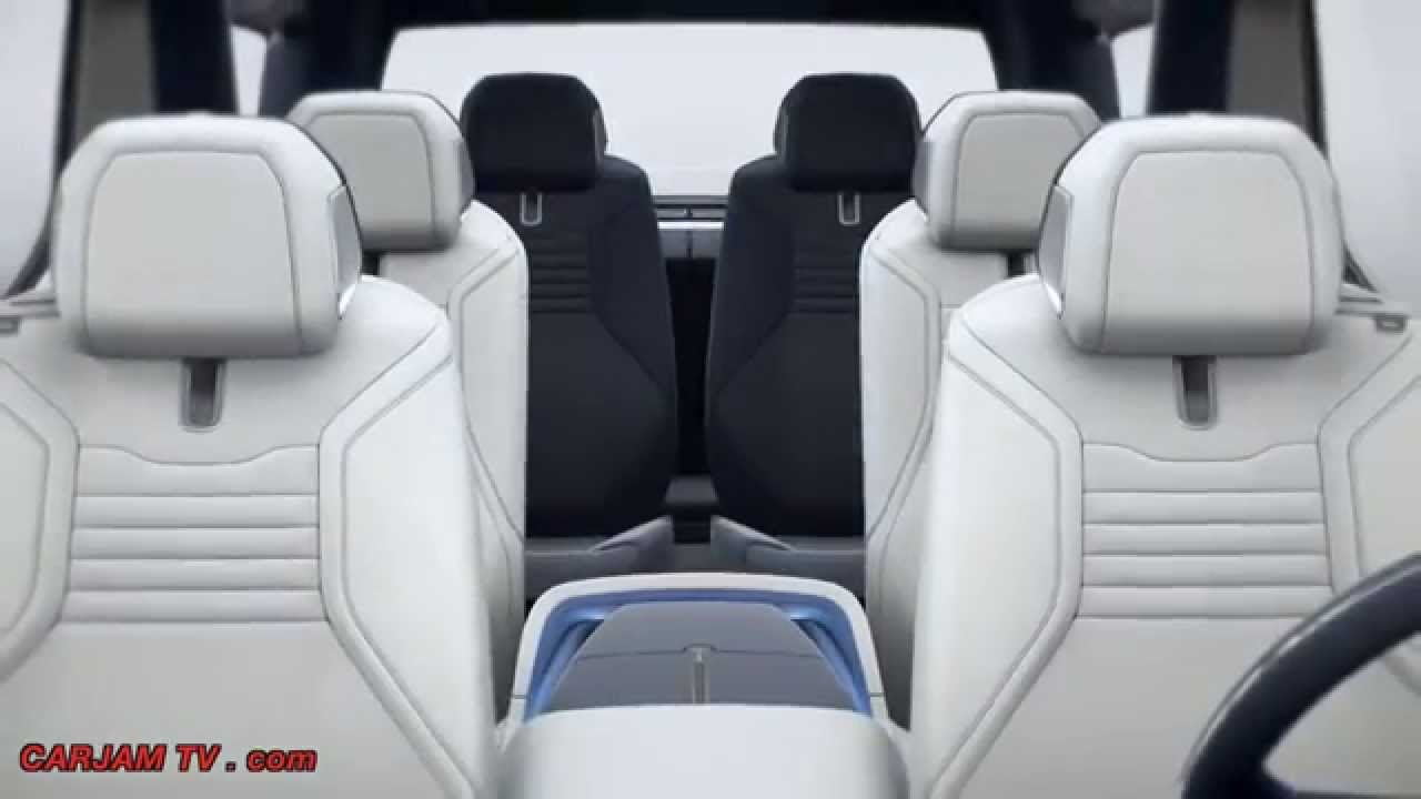 2015 Land Rover Discovery LR4 Interior 7 Seater - YouTube