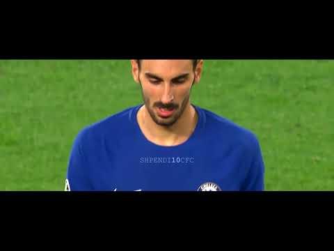 -Davide Zappacosta-  Champions League Debut vs Qarabag 12/09/2017