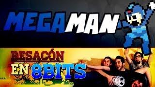 Resacón en 8 Bits | Megaman 3