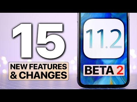 Download Youtube: iOS 11.2 Beta 2 Released! 15 Features & Changes
