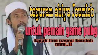 Gambar cover DAKWAH ABIYA JEUNIB 2019- SINDIRAN UNTUK PEMAIN GAME ONLINE