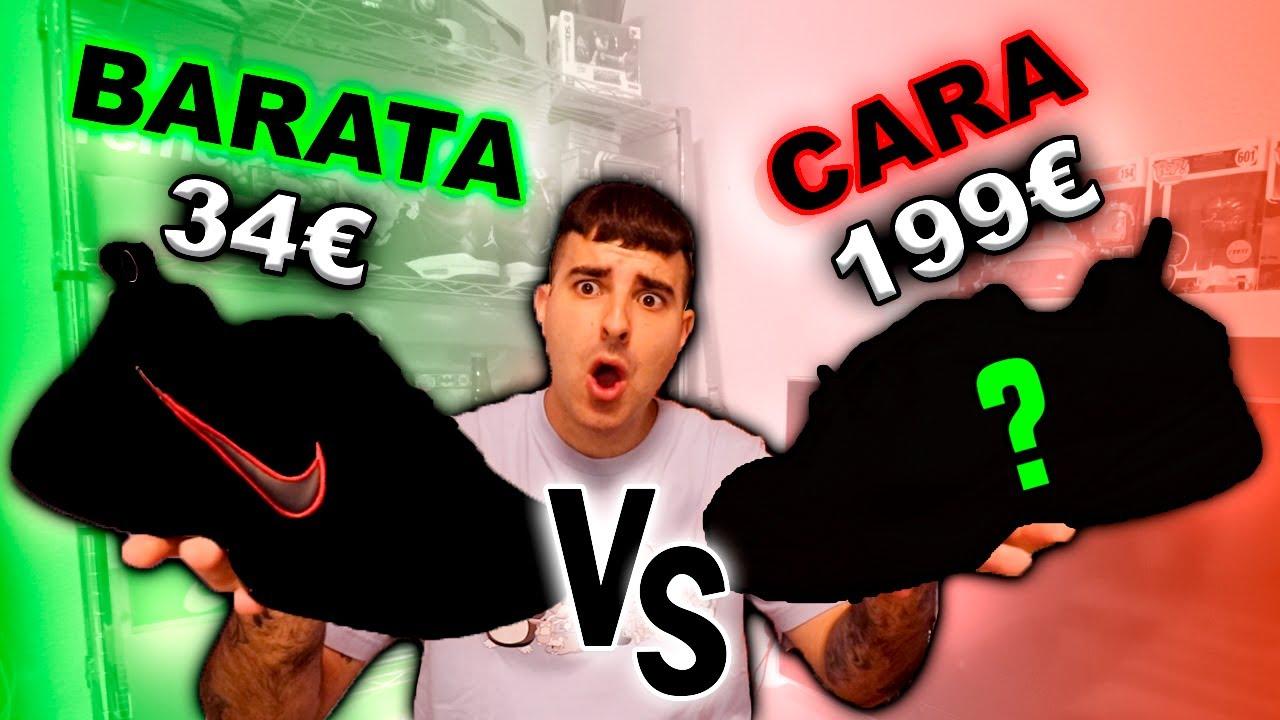 ZAPATILLA BARATA vs CARA! ¿Cuál es mejor?