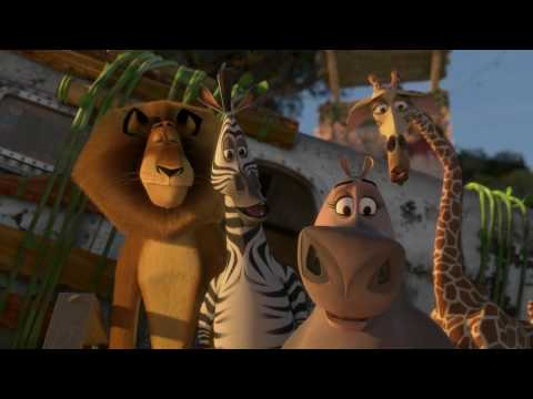 Madagascar 2 Plane Takes Off Scene