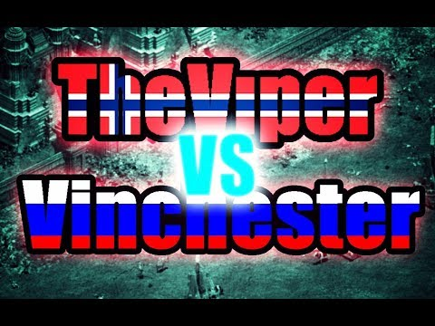 THEVIPER vs VINCHESTER - SEMIFINAL MASTERS OF ARENA 5- AoE 2