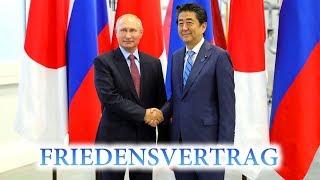 SENSATION - Putin bietet Japan Friedensvertrag