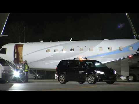 'Katy Perry steps off private jet in Melbourne as Celine Dion watches on?' 1/8/18
