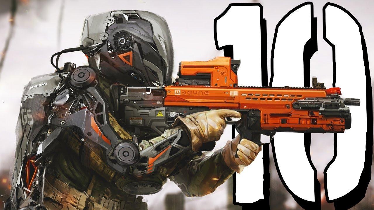 10 broni zbyt brutalnych na wojnę[TOPOWA DYCHA]