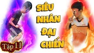 Tony | SIÊU NHÂN CHÓ [Tập 11] - Nerf War Superdog #SNC
