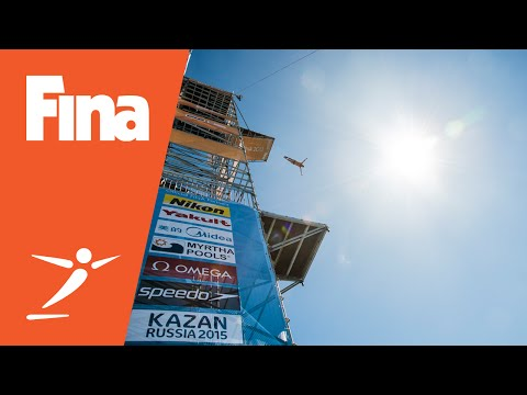 D-1 for the biggest High Diving event of the year!