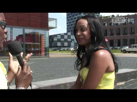 Interview with singer Alaine