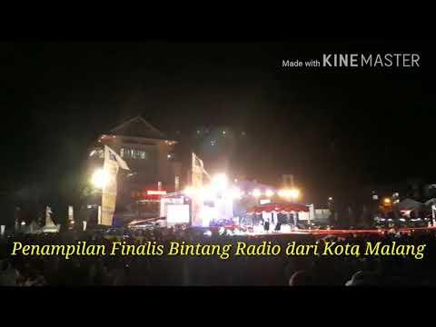 Penampilan Finalis Bintang Radio Tingkat Nasional dan Asean 2017