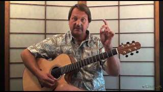 Year Of The Cat Acoustic Guitar Lesson - Al Stewart