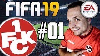Los geht's - 1. FC Kaiserslautern   FIFA 19 Karrieremodus Lets Play #01