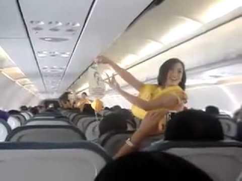 Hướng dẫn cách thắt dây an toàn của Hãng HK Cebu Pacific Airline Manila