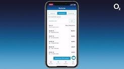 Mein o2 App - Rechnung einsehen