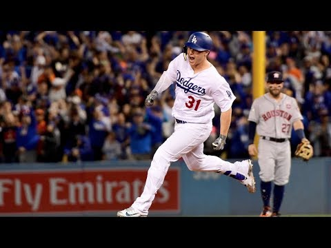 Houston Astros vs. LA Dodgers 2017 World Series Game 6 Highlights | MLB
