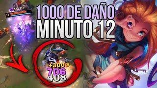 ¡ESTO LO NERFEAN 100%! - ¡1000 DE DAÑO EN EL MINUTO 12! | ZOE MID PBE