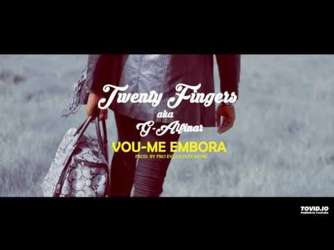 Twenty Fingers - Vou-me Embora (Audio)