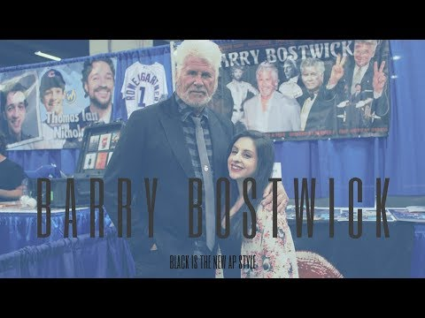Barry Bostwick Interview | Black is the New AP Style