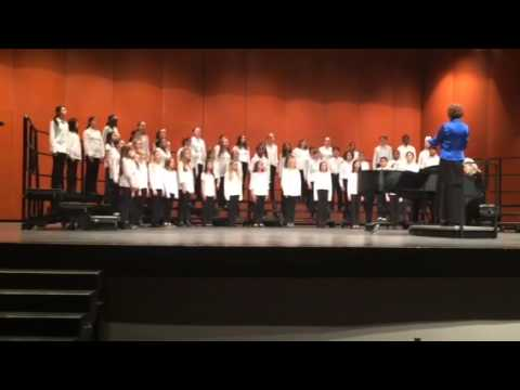 One Little Candle--Tappan Junior Choir