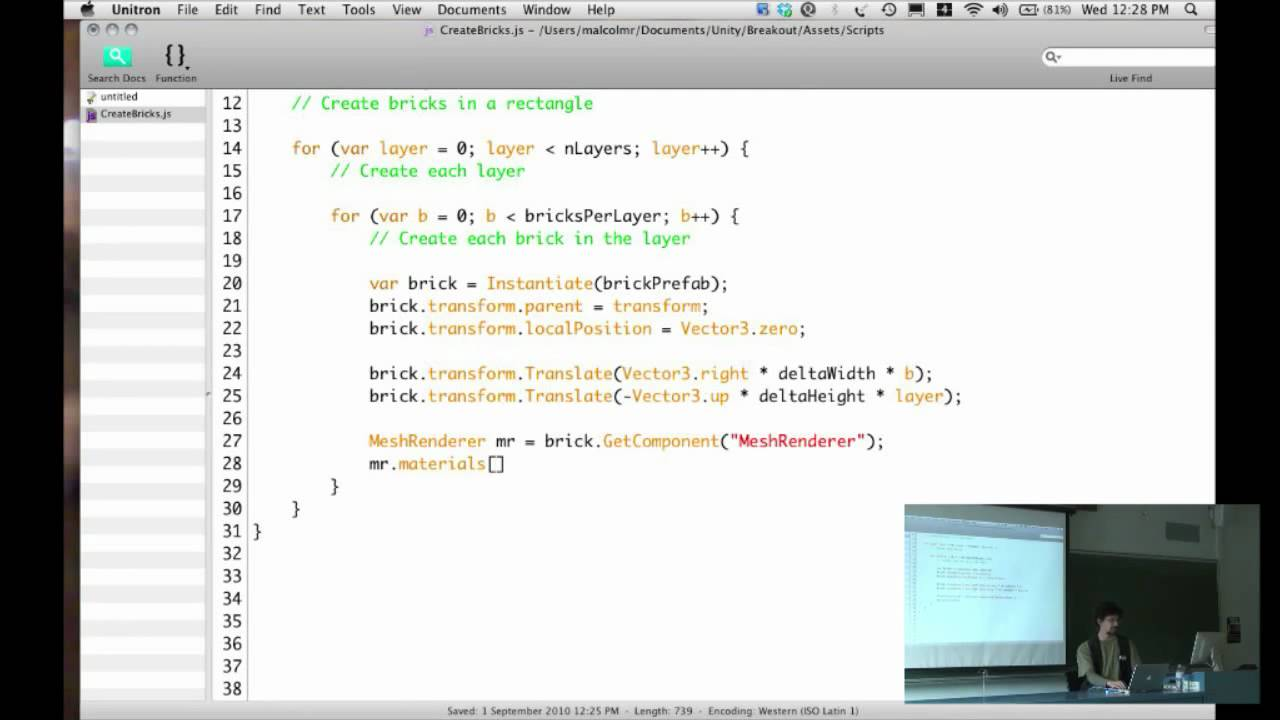 Development | ULearnMe