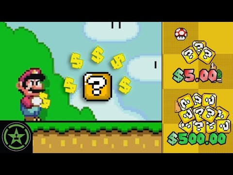 If Super Mario Had Loot Boxes (Game Action Theater)