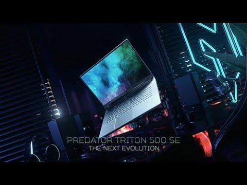 Triton 500 SE Gaming Laptop – The Next Evolution   Predator