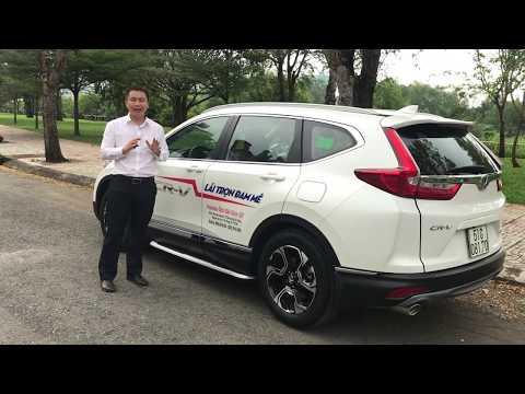 Khuyến Mãi Giá Xe Honda CR-V 1.5L Turbo 2019 Nhập Thái. Mua Trả Góp 320Tr Lăn Bánh Ra Biển Tại HCM